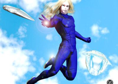 """Warrior of Light"""