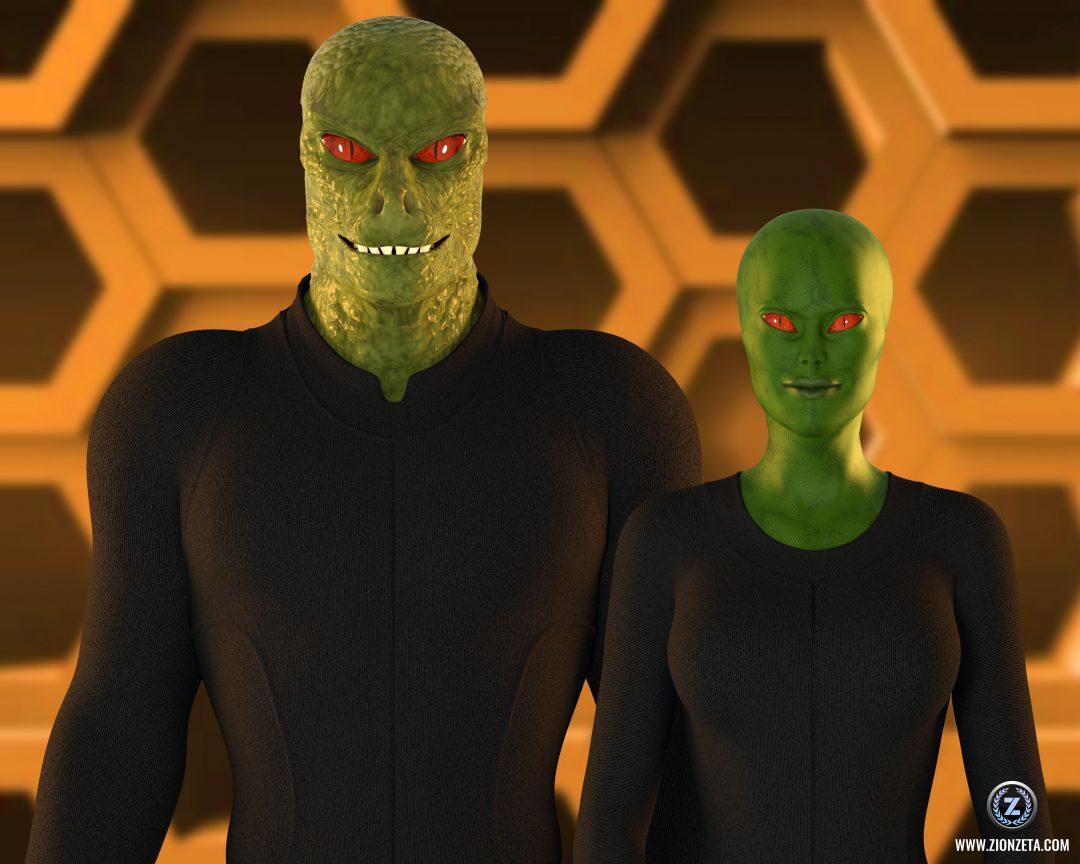 The Reptilians